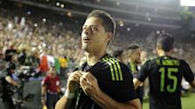 Chicharito, Miguel Layun lead charge as soccer world supports Mexico after earthquake