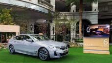 輕油電搭載!優雅登場BMW 630i M Sport 368萬元|改款上市