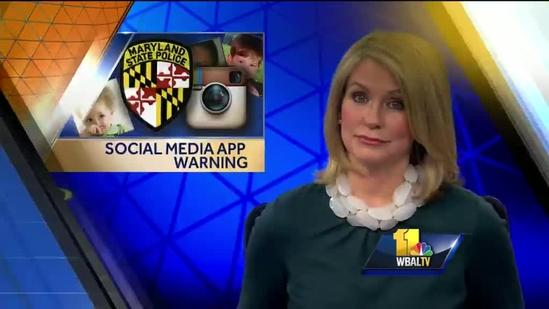 Police: Racy Instagram photos could be of Md. kids