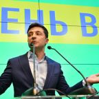 US looks to work with new Ukraine leader after Russia 'aggression'