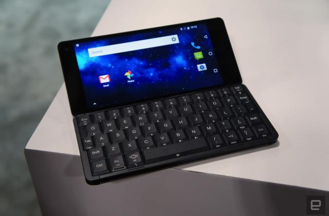 Former Psion designers return with a fresh take on the PDA