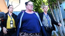Willow's stepmum in court on murder charge