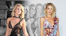 Atelier Versace to amfAR, Models & Guests Made Quick Changes