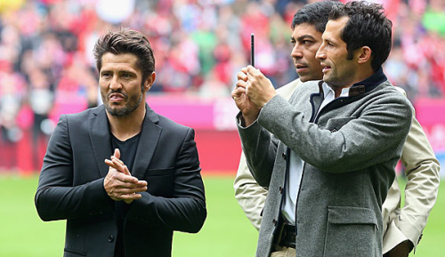 Bundesliga: Elber, Lizarazu und Salihamidzic zurück zum FCB