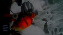 Coast Guard Rescues Tourists Stranded by High Tide at Oregon State Park