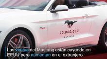 10 millones de Mustang