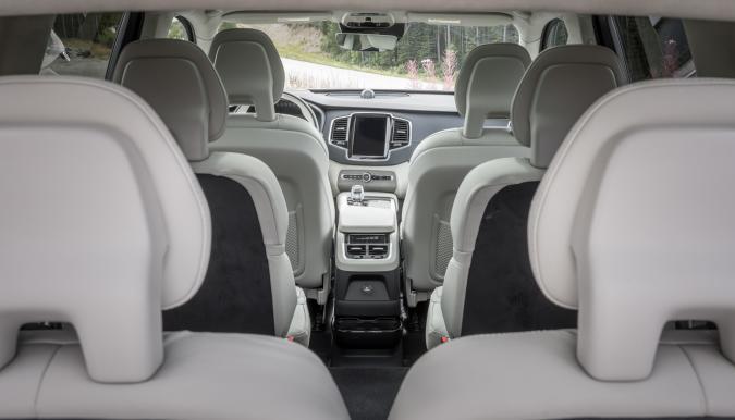 Volvo S Xc90 Brings Swedish Minimalism, New Volvo Xc90 2019 Car Seat