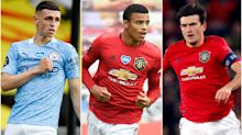 Phil Foden, Mason Greenwood, Harry Maguire – England lockdown winners and losers