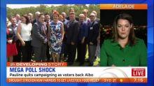 Pauline Hanson quits campaigning