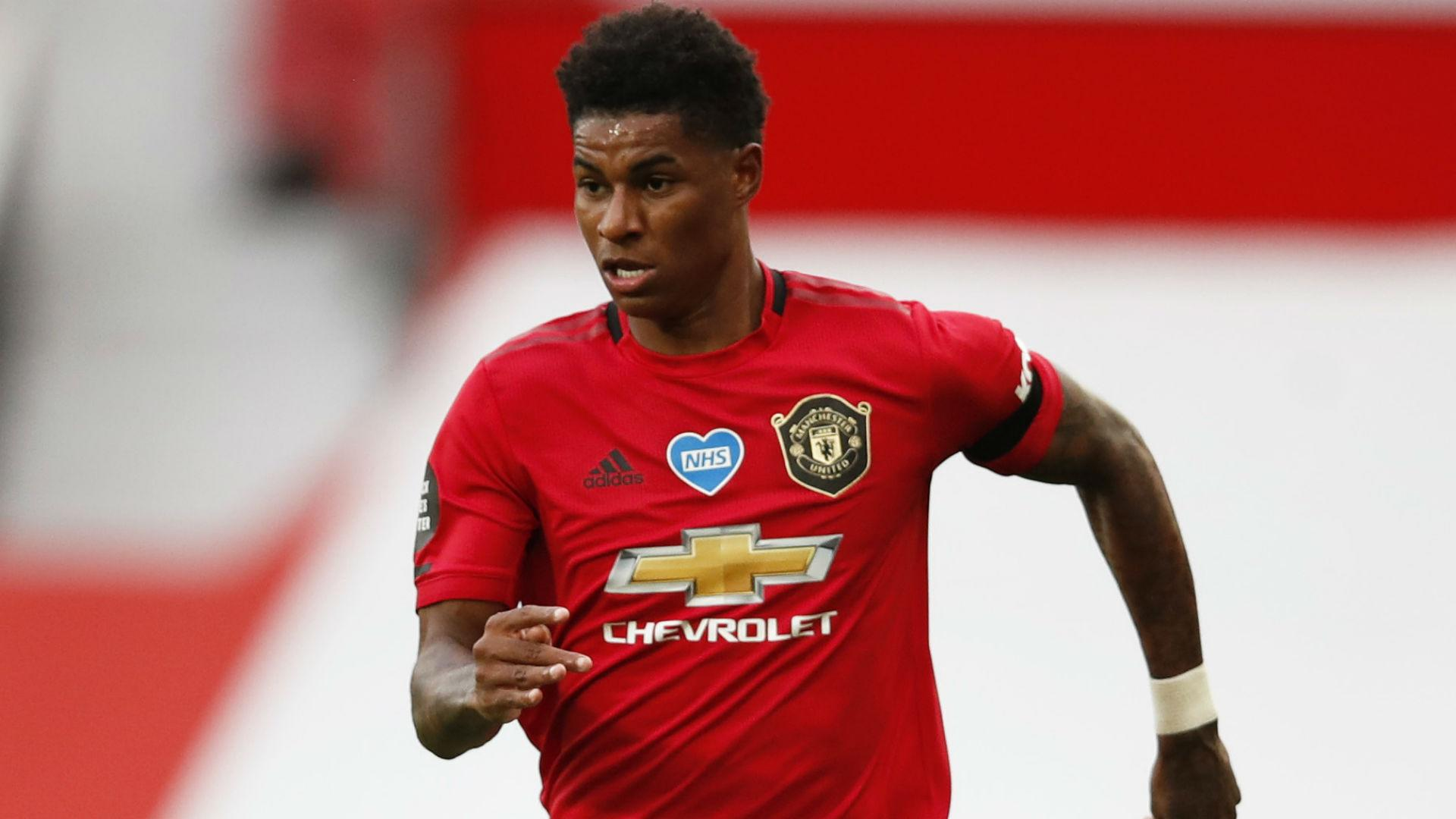 Rashford to receive honorary degree from University of Manchester