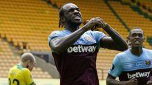 Premier League: Antonio masterclass condemns Norwich to drop