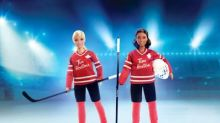Tim Hortons® and Barbie® Team Up to Inspire Girls to Play Hockey