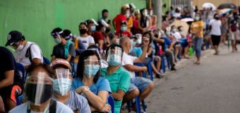 COVID-19: Philippines reports 3,962 new cases, 100 deaths