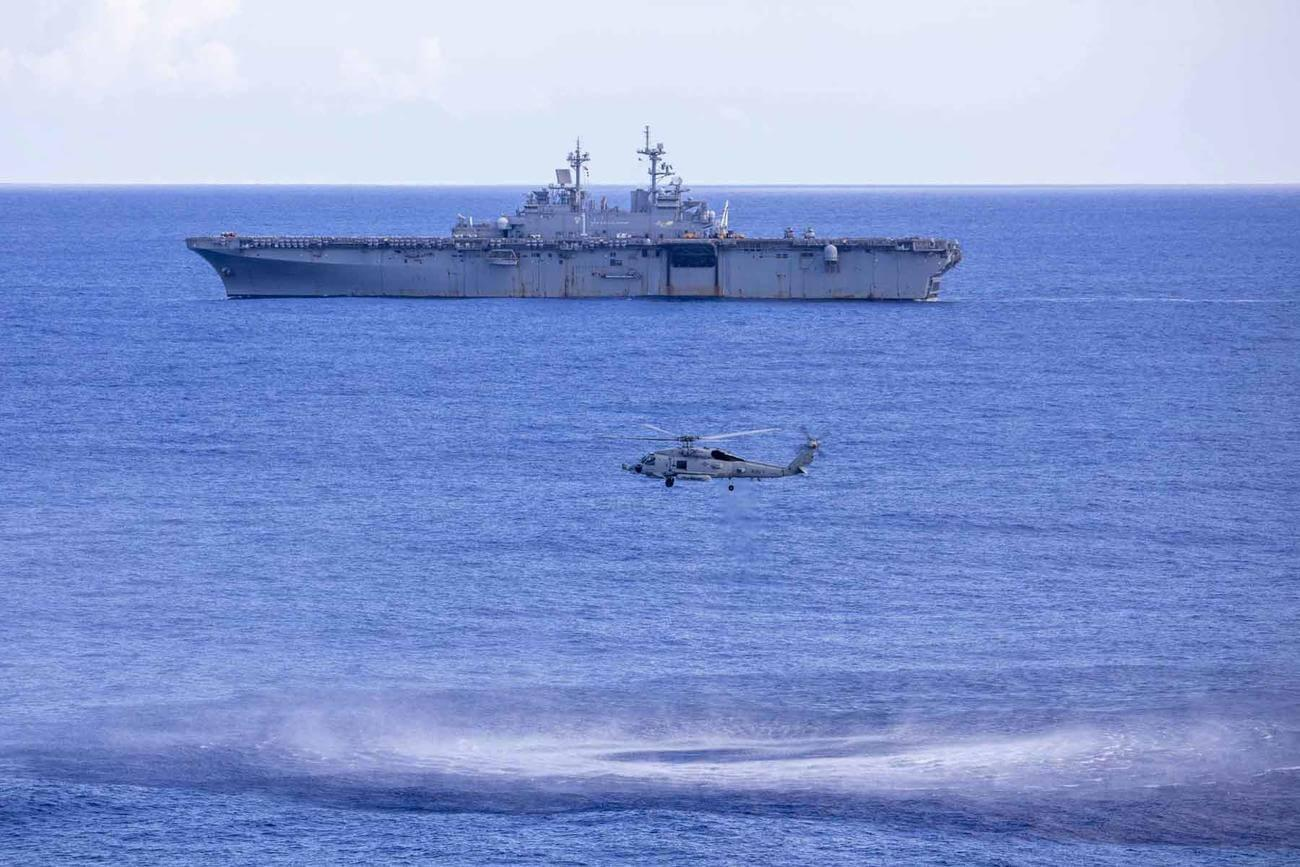 Navy Brings Back US Atlantic Fleet as Russian Threats Intensify