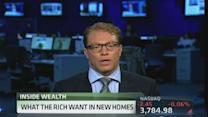 What the rich want in new homes