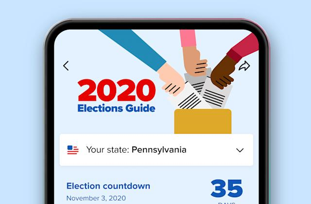 TikTok introduces in-app election guide to fight misinformation