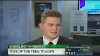 Teen trader says to buy Netflix
