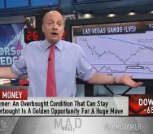 Cramer shares the unusual signs that mean a stock is read...