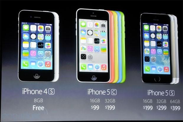 iPhone 5c and 5s coming to 9 countries, including the US and China on September 20th