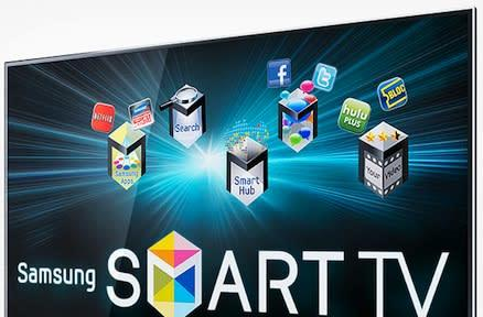 Samsung releases CES 2012 teaser, hints at upcoming Smart TV products (video)