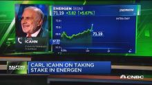 Carl Icahn on his latest investments