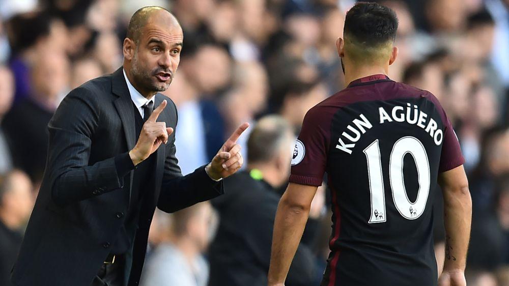 Guardiola: Agüero macht jetzt das, was ich will