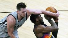 Spurs win 111-85, stop Suns' 10-game home winning streak