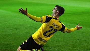 Chelsea hatch a plan to sign Dortmund's Pulisic