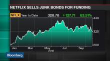 Why Netflix Is Selling $2 Billion of Junk Bonds