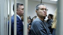 Russian ex-minister Ulyukayev found guilty of bribe-taking