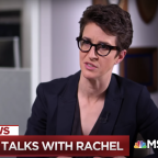 Rachel Maddow Scores Record-Breaking Ratings With Lev Parnas Interview