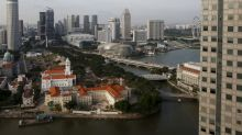Dead man found floating in Singapore River