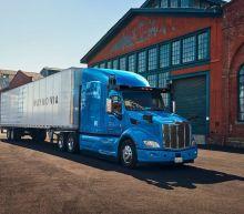 Alphabet's Waymo Teams With J.B. Hunt on Self-Driving Truck Testing Program