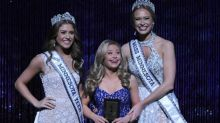 Woman becomes first person with Down's syndrome to compete in Miss USA state pageant