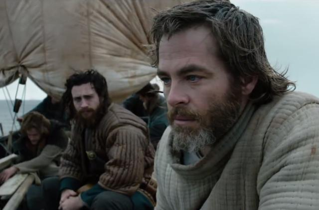 Chris Pine wants to reclaim Scotland in Netflix's 'Outlaw King'