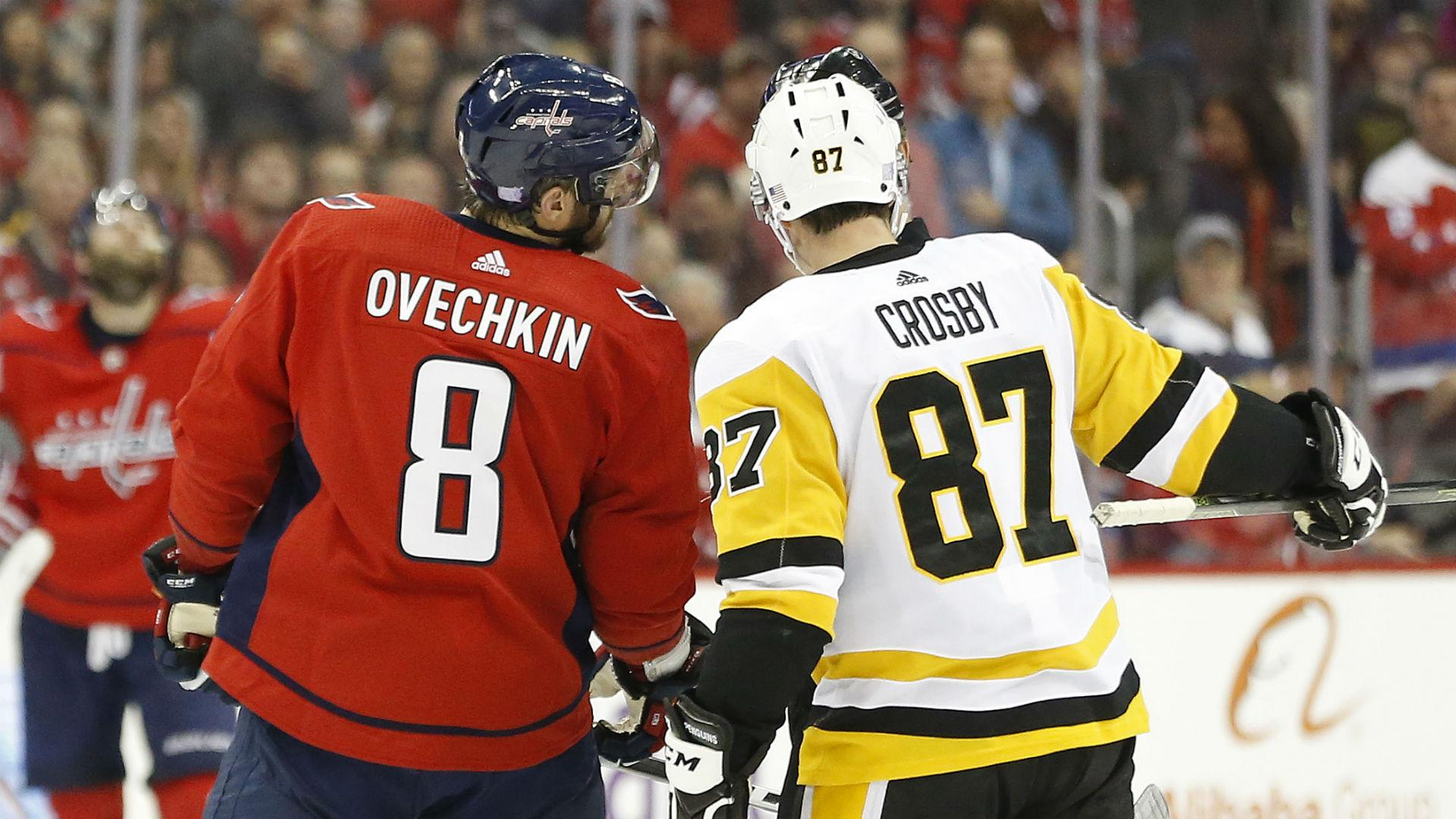 Capitals at Penguins  Time 236abf9206c