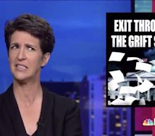 Four Seasons, Part II? Maddow Finds Something Weird In Next Big Giuliani Event