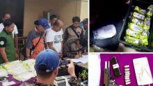 P68-M worth of shabu seized in farm in Lipa City