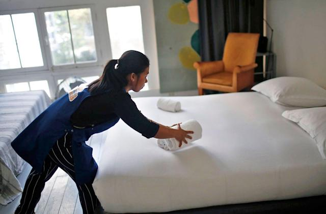 Paris sues Airbnb over illegal rental ads