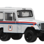 Get Yourself a (Tiny) Jeep from the U.S. Postal Service