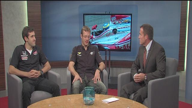 ABC Action News: Weekend Edition: Local drivers head to Indy 500