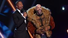 Chris Daughtry on his second-place 'Masked Singer' finish: 'I'm just not good at winning s***'