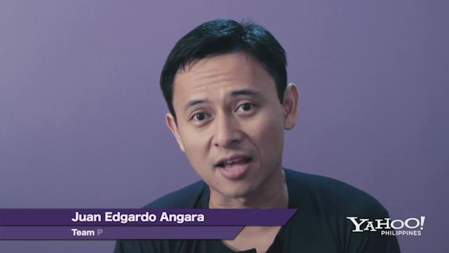 Look beyond my surname, Sonny Angara says
