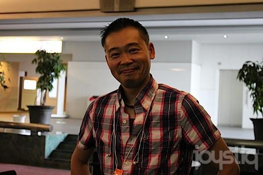 Inafune's next game was ready to show at TGS, but he wasn't