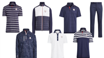 2018 Ryder Cup: Check out the U.S. uniforms
