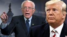Bernie Sanders in Trump's crosshairs in wake of Iran crisis