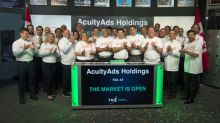 AcuityAds Holdings Inc. Opens the Market