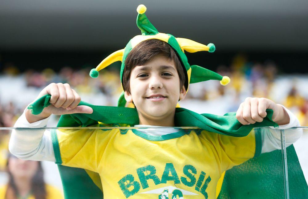Casi no quedan entradas para ver a Brasil y Paraguay