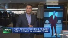 Nordstrom plans to open more stores with no inventory in Los Angeles, New York