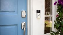 Schlage Encode™ Smart WiFi Deadbolt Now Works With Ring Cameras through Key by Amazon Integration